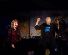 Herb Alpert & Lani Hall at Café Carlyle