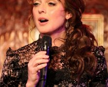 Melissa Errico Returns to 54 Below to Celebrate CD Release