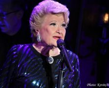 Marilyn Maye Gives Thanks Concert