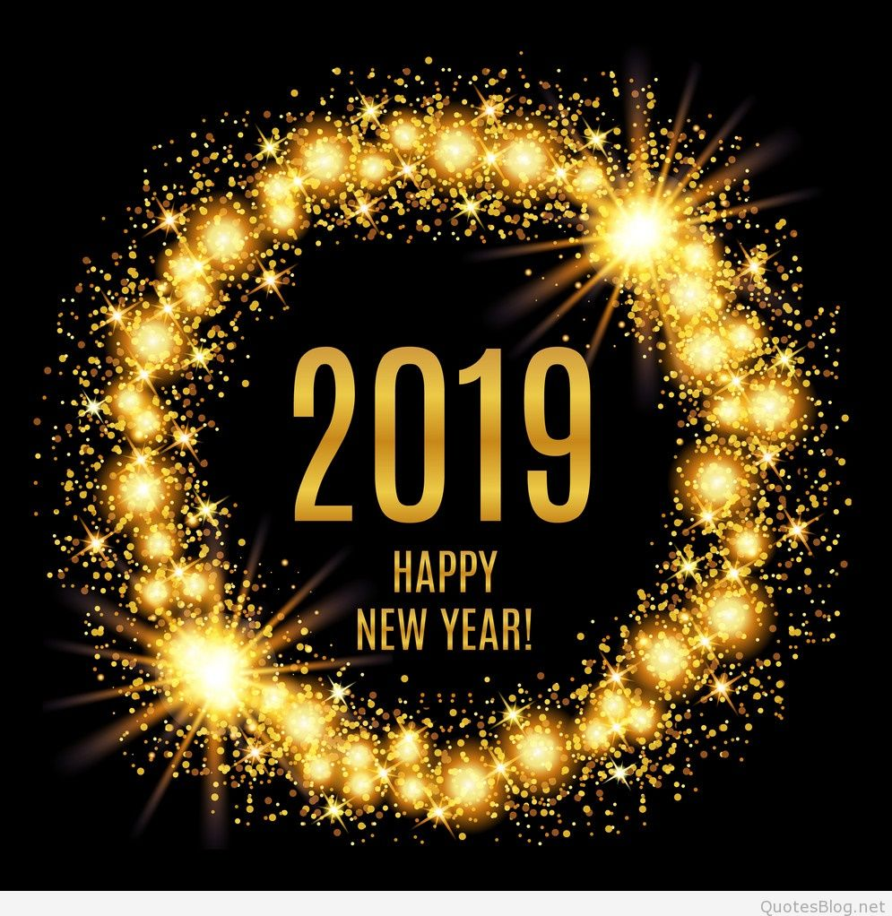 OUR WISHES FOR A HAPPY, PEACEFUL 2019!