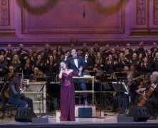 Ny Pops Holiday Extravaganza with Ashley Brown
