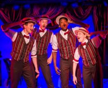 The Apple Boys: A Barbershop Quartet Musical