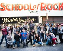 "Talking With ""School of Rock's"" Young Flock"