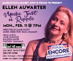 Ellen Auwarter Will Sing Final Encore Performance Feb. 11