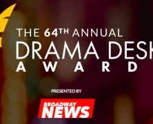 64th Annual Drama Desk Awards Will be Presented by Broadway Brands
