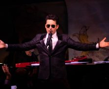 John Lloyd Young Back at The Cafe Carlyle