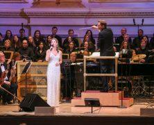 Kelli O'Hara Commemorates Steven Reineke's 10th NY Pops Anniversary